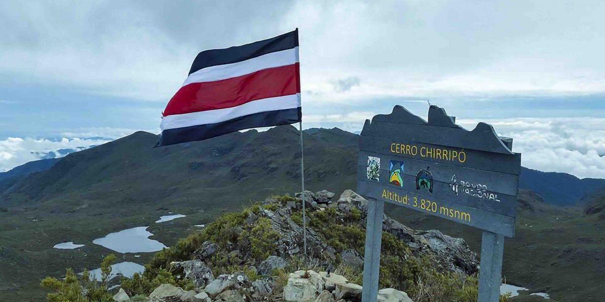 Cerro Chirripo #1